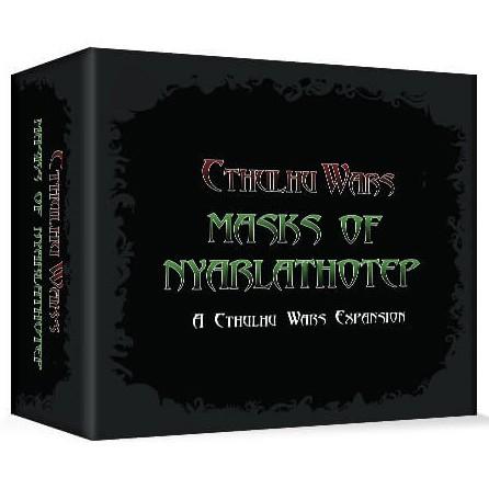 CW: Masks of Nyarlathotep