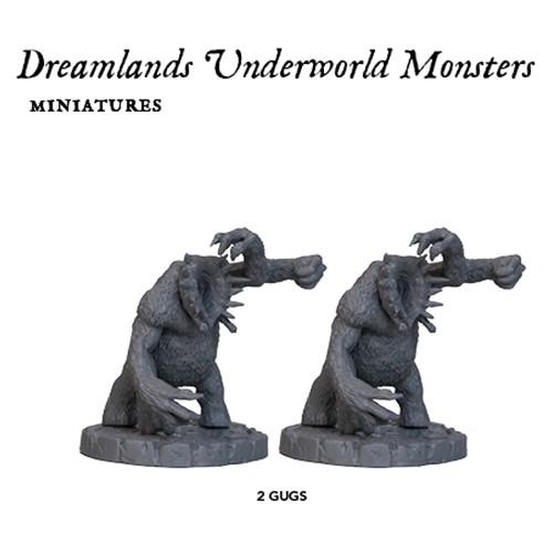 CW: Dreamland Underworld Monster Exp.