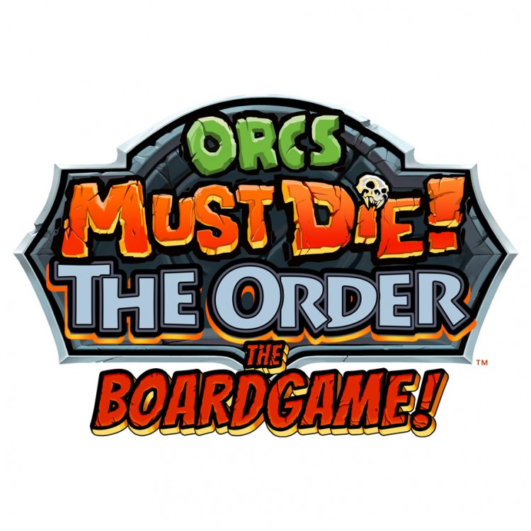 Orcs Must Die: The Boardgame: Order Ed.