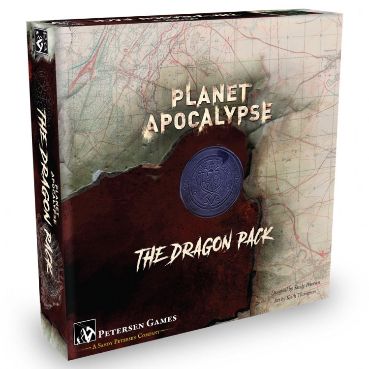 Planet Apocalypse: Dragon Pack Expansion
