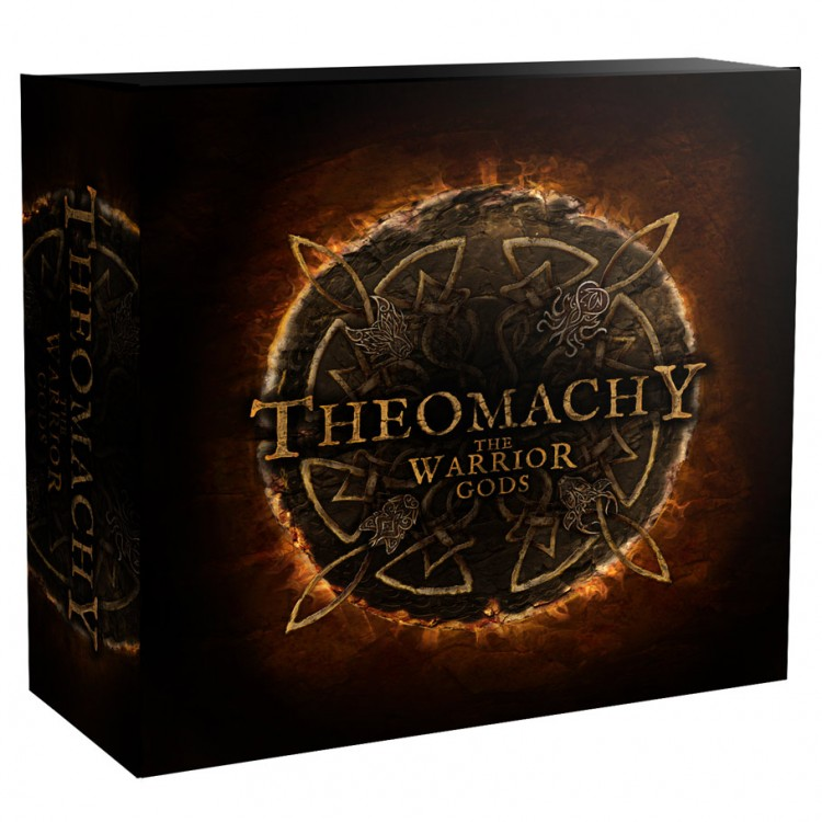 Theomachy: The Warrior Gods