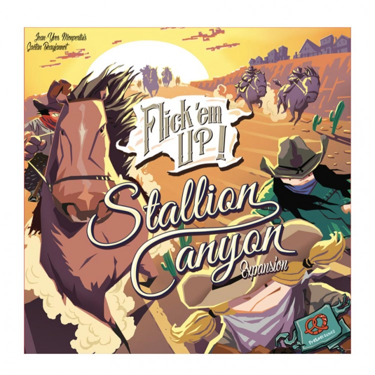 Flick Em Up: Stallion Canyon
