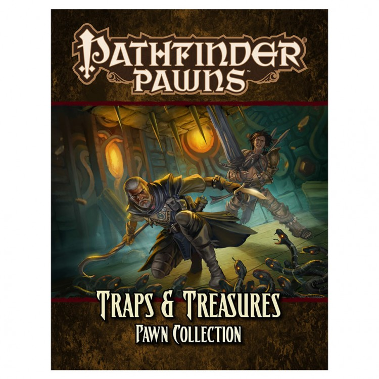 PF Pawns: Traps & Treasures