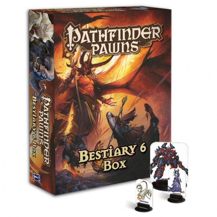 PF Pawns: Bestiary 6 Box
