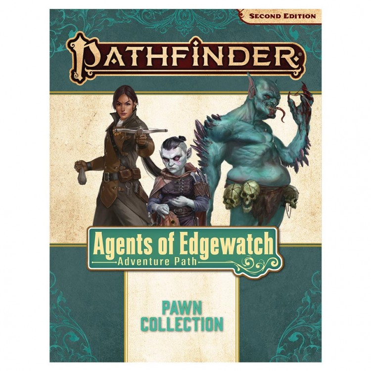 PF2E:Agents of Edgewatch Pawn Collection