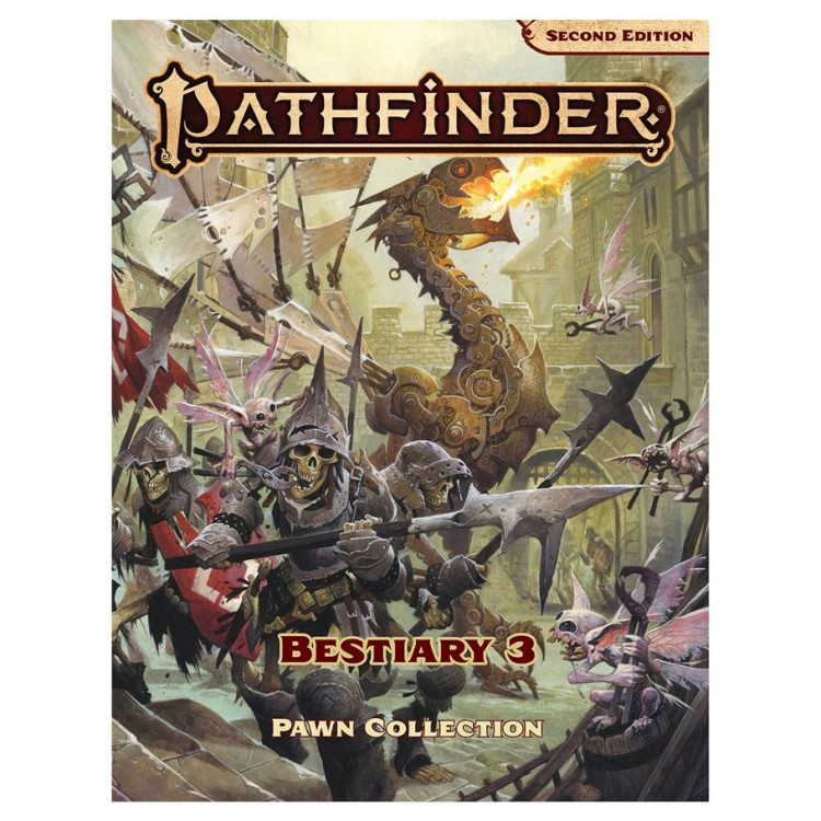 PF2E: Bestiary 3 Pawn Collection