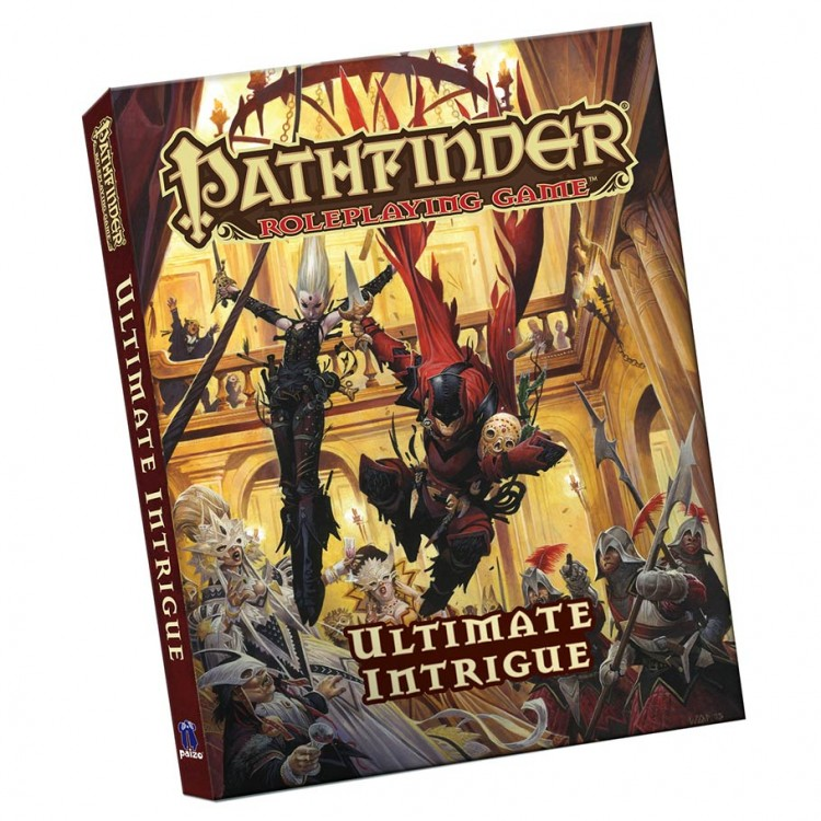 PFRPG: Ultimate Intrigue PE