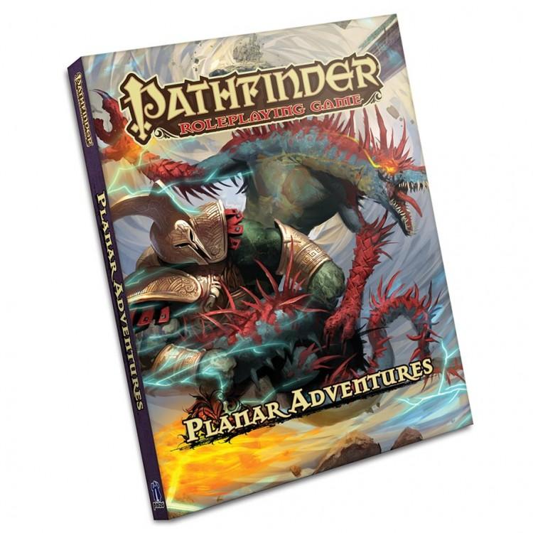 PF: Planar Adventures