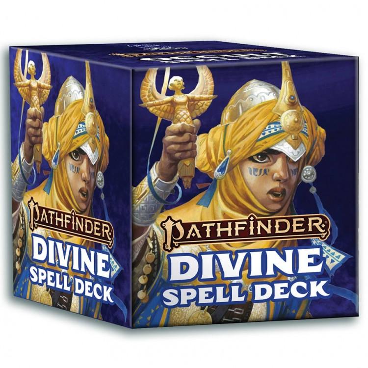 PF2E Spell Cards: Divine
