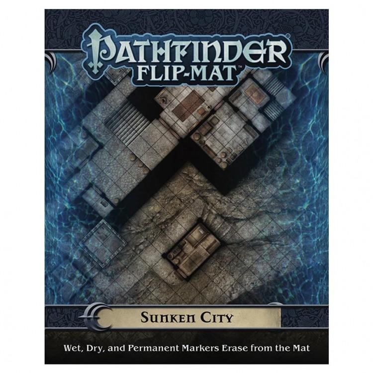 PF Flip-Mat: Sunken City