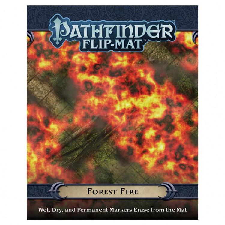 PF Flip-Mat: Forest Fire