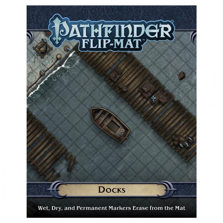 PF Flip-Mat: Docks