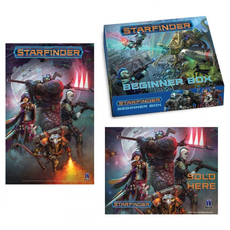 SFRPG: Beginner Box Launch Kit