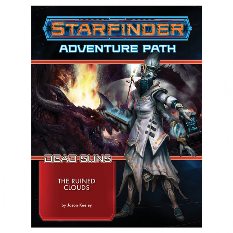 SFRPG: AP: DS4: The Ruined Clouds