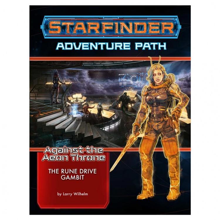 SFRPG: AP: AtAT 3: The Rune Drive Gambit