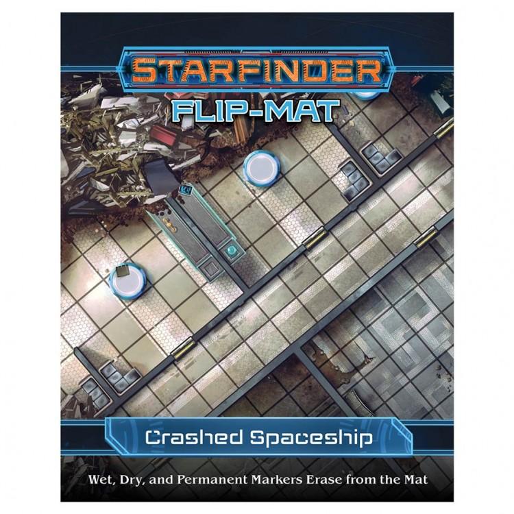 SFRPG: Flip-Mat: Crashed Starship