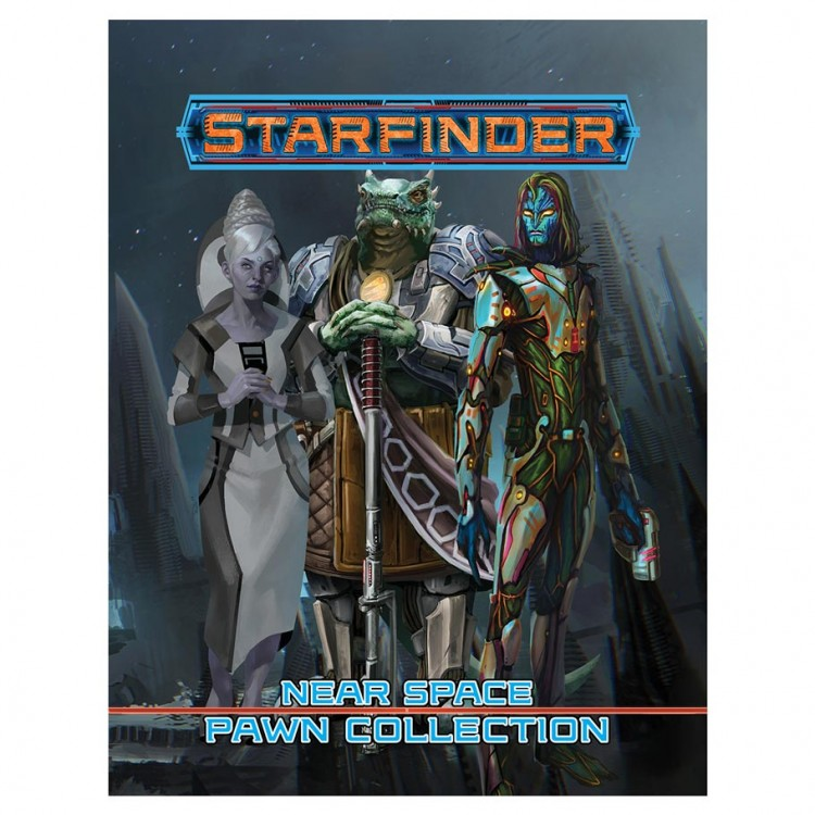 SFRPG Pawns: Near Space Pawn Collection
