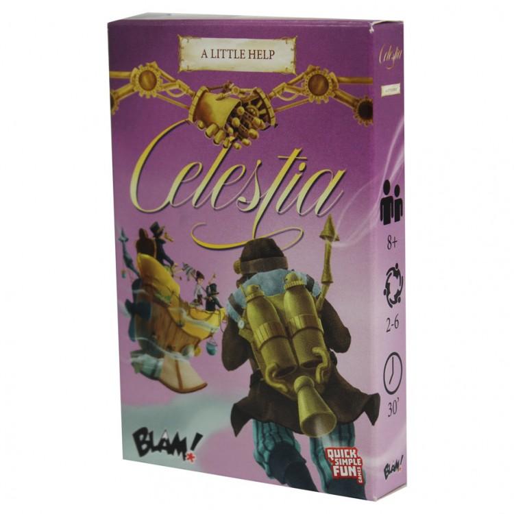 Celestia: A Little Help Exp.
