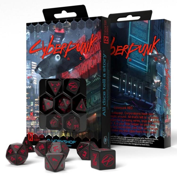 7-Set Cyberpunk PRG