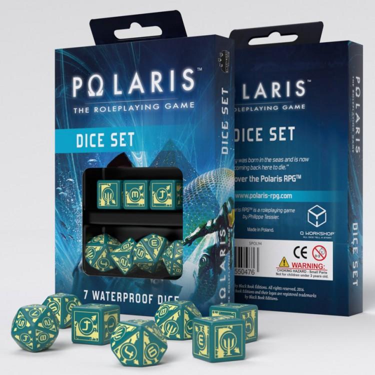 7-set Polaris RPG TQltye