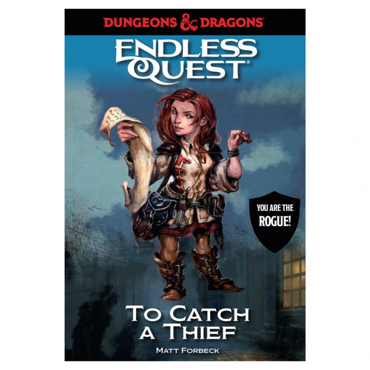 D&D: EQ: To Catch a Thief