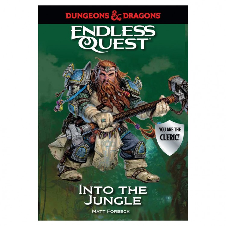 D&D: EQ: Into the Jungle
