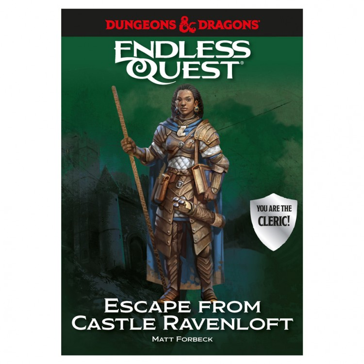 D&D: EQ: Escape from Castle Ravenloft