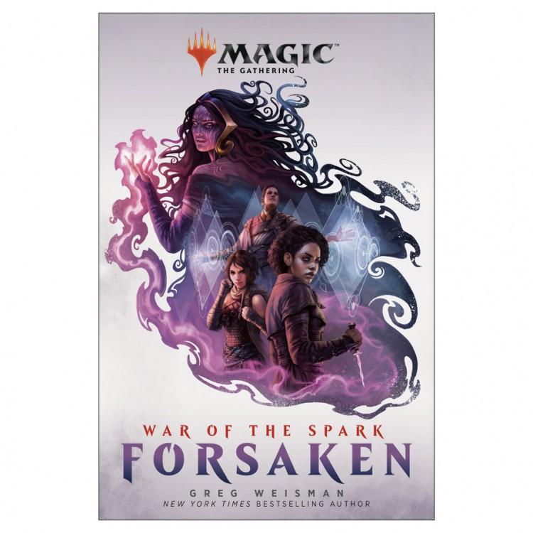 MtG: WAR: Forsaken (Novel) (HC)