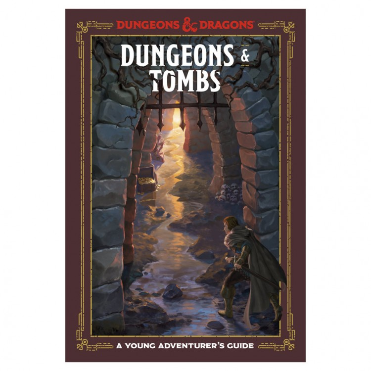 D&D: Young Adv Guide: Dungeons & Tombs
