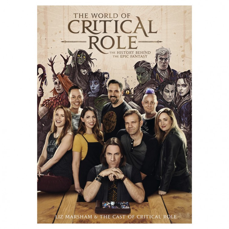 The World of Critical Role (HC)