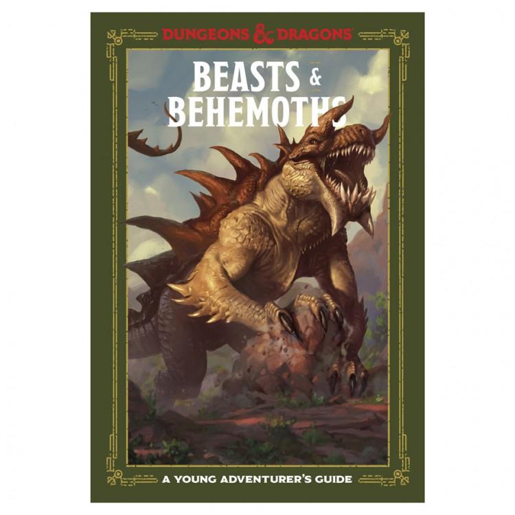 D&D: Young Adv Guide: Beasts & Behemoths