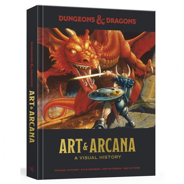 D&D: Art & Arcana