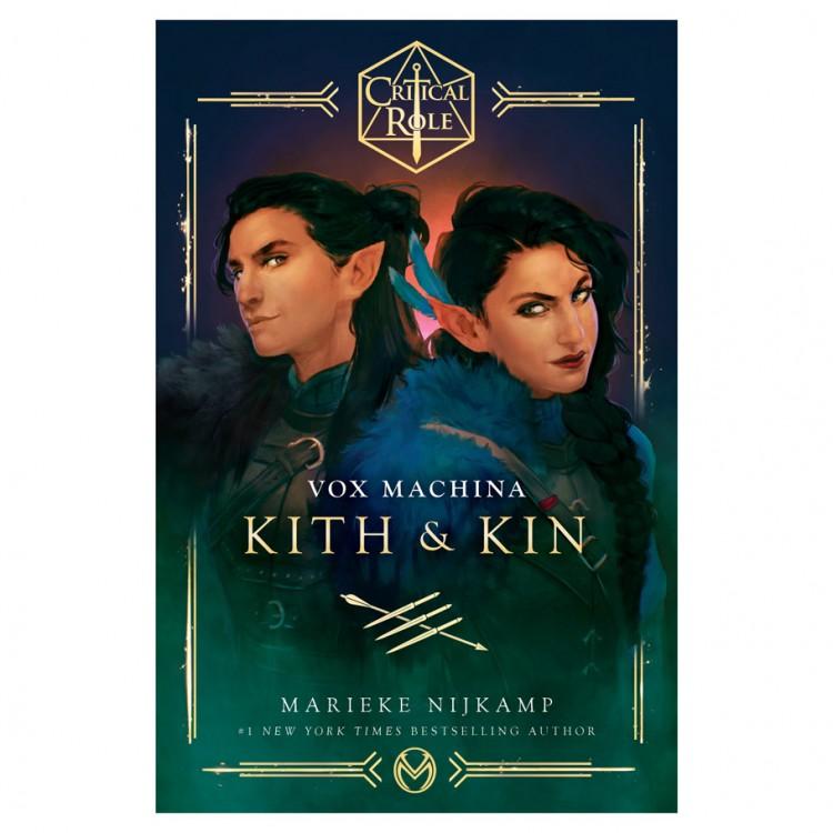 CR: VM: Kith & Kin (Novel)