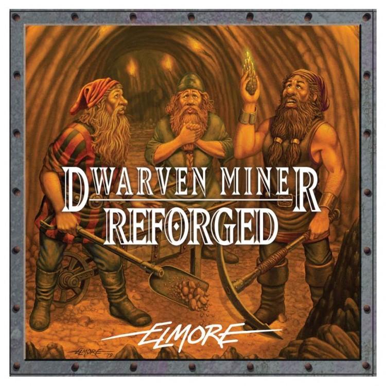 Dwarven Miner Reforged