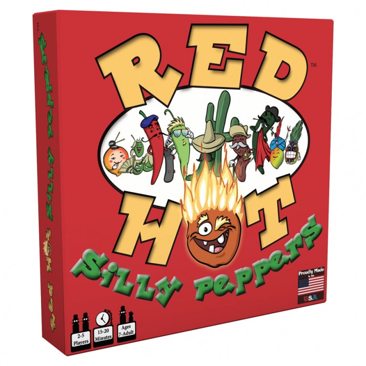Red Hot Silly Peppers