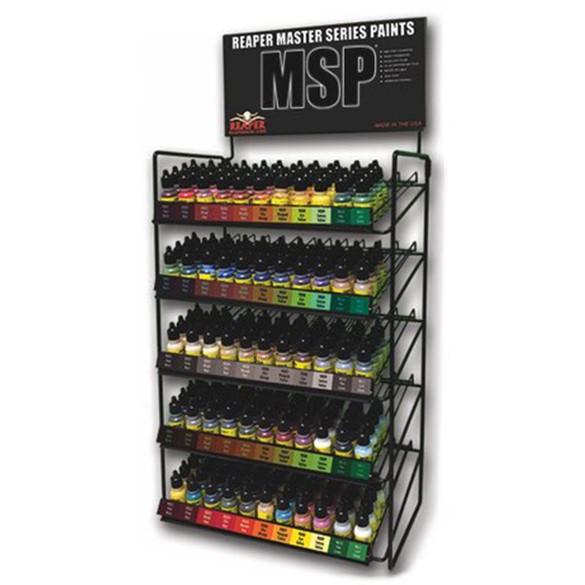MSP Bones Colors Countertop Rack