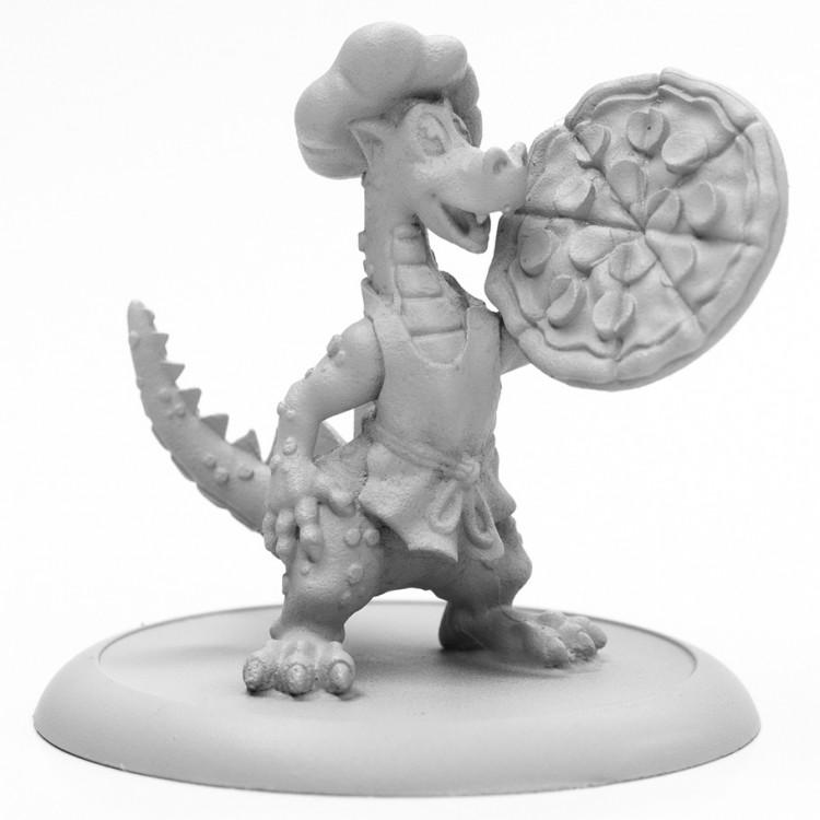 DHL: Petey, Pizza Dungeon Dragon