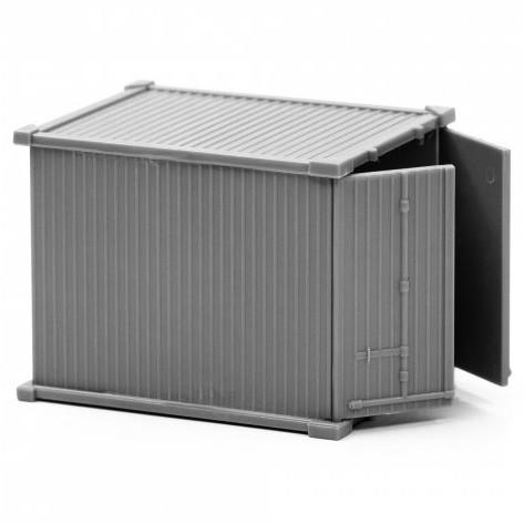 Bones BK: 10' Container