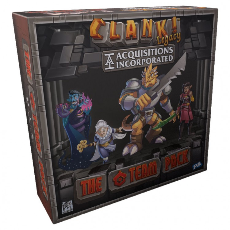 CLANK! Acquisitions Inc: C Team Pack