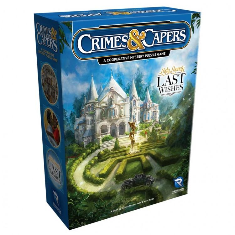 Crimes & Capers: Lady Leona