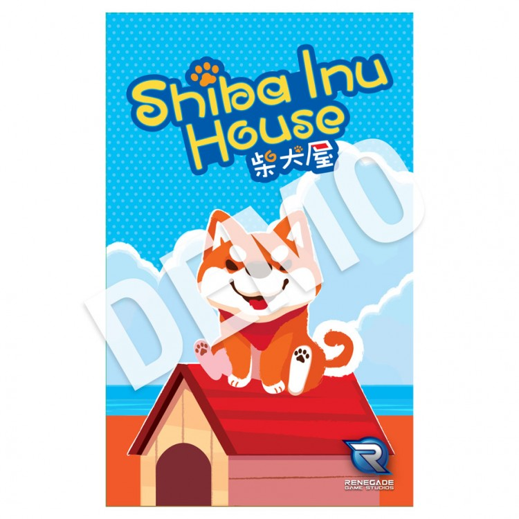 Shiba Inu House Demo