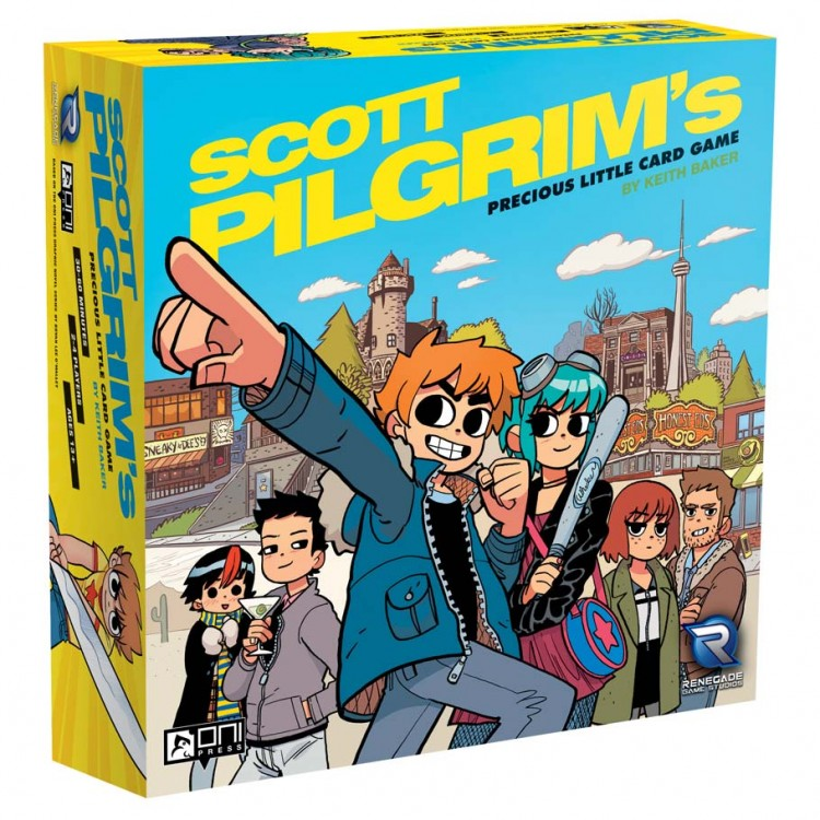 Scott Pilgrim's Precious Little DBG