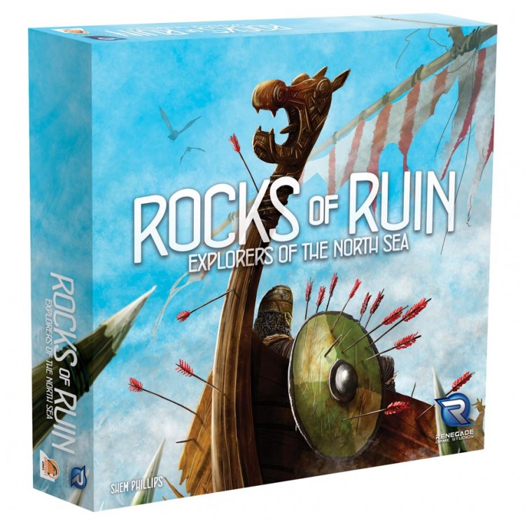 Explorers of the North Sea:Rocks of Ruin