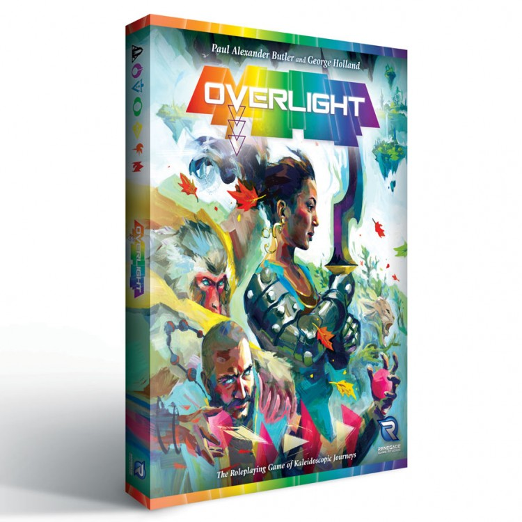 Overlight RPG Corebook