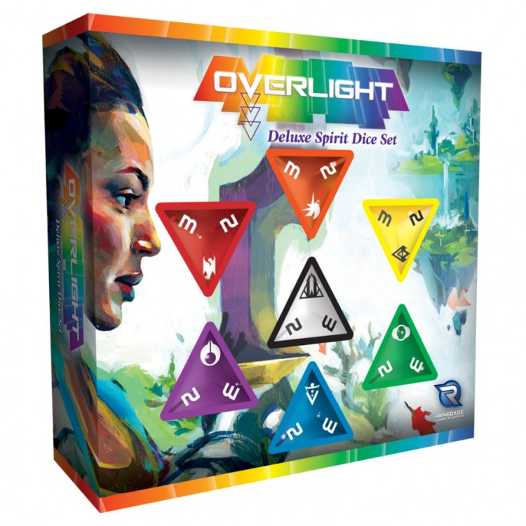 Overlight RPG Deluxe Spirit Dice