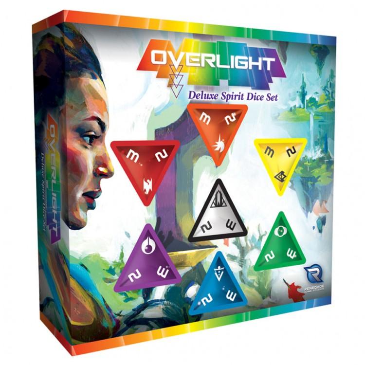 Overlight RPG Deluxe Spirit Dice