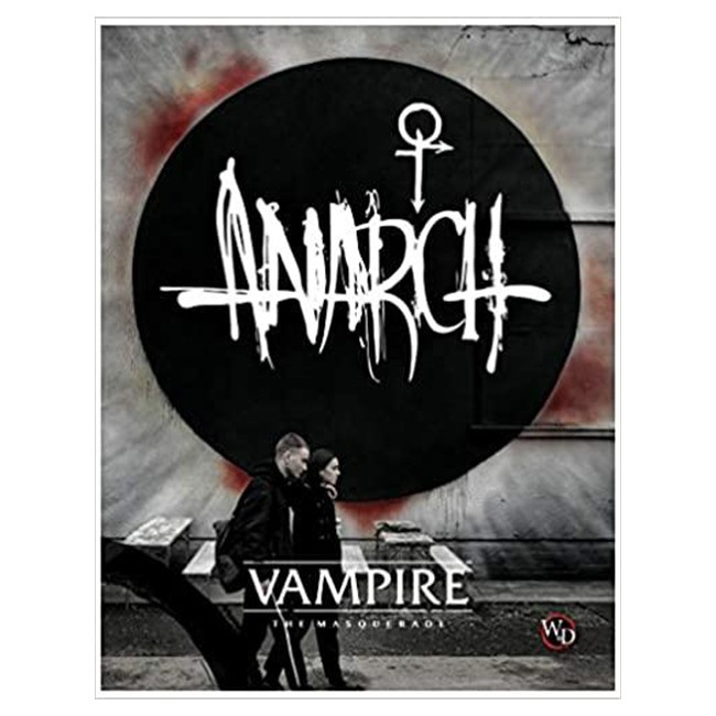 V:tM: Anarch Sourcebook 5th Ed