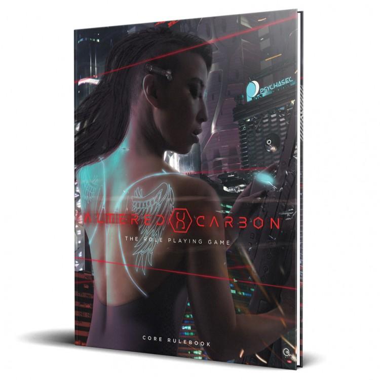 Altered Carbon RPG: Standard Edition