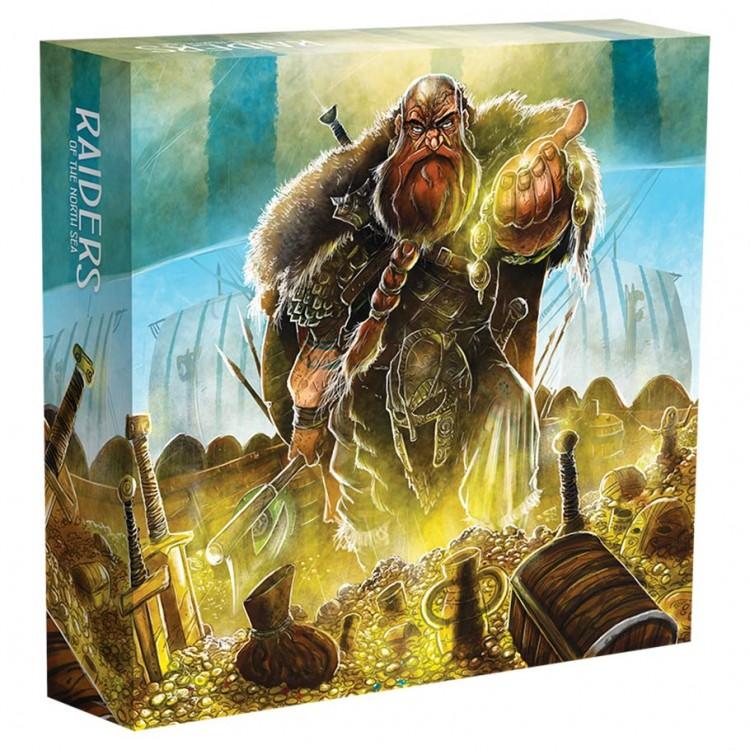 Raiders of the North Sea: Collectors Box