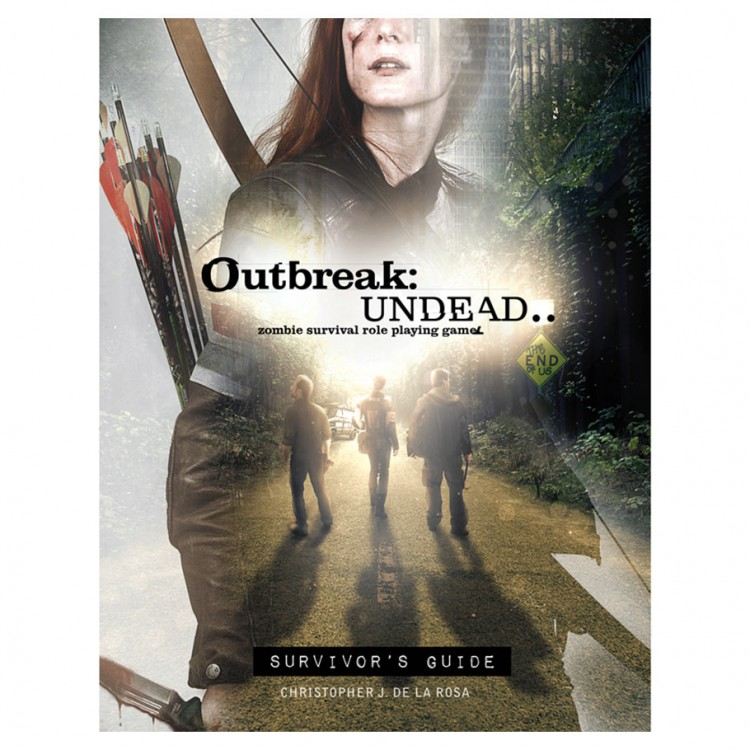 Outbreak: Undead..: Survivors Guide 2nd